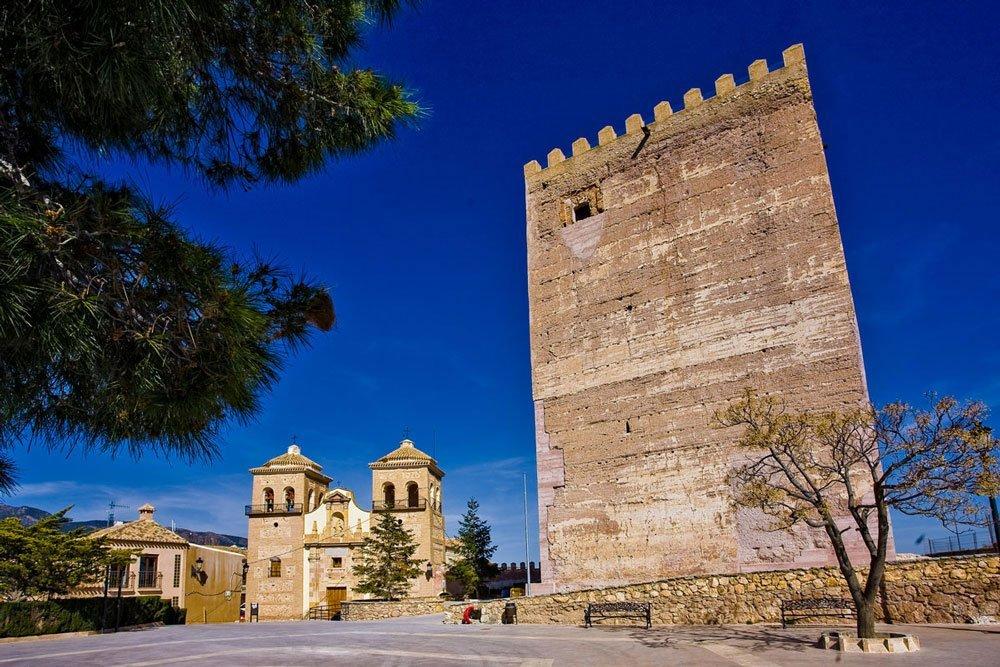 Pueblos mas bonitos de Murcia 5
