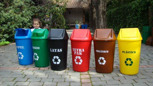 Recicla Reutiliza y Reduce