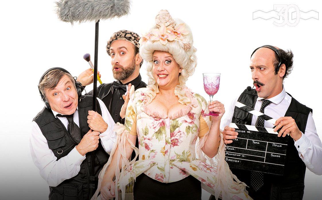 Producciones Yllana presenta 'Gag Movie' en Burgos