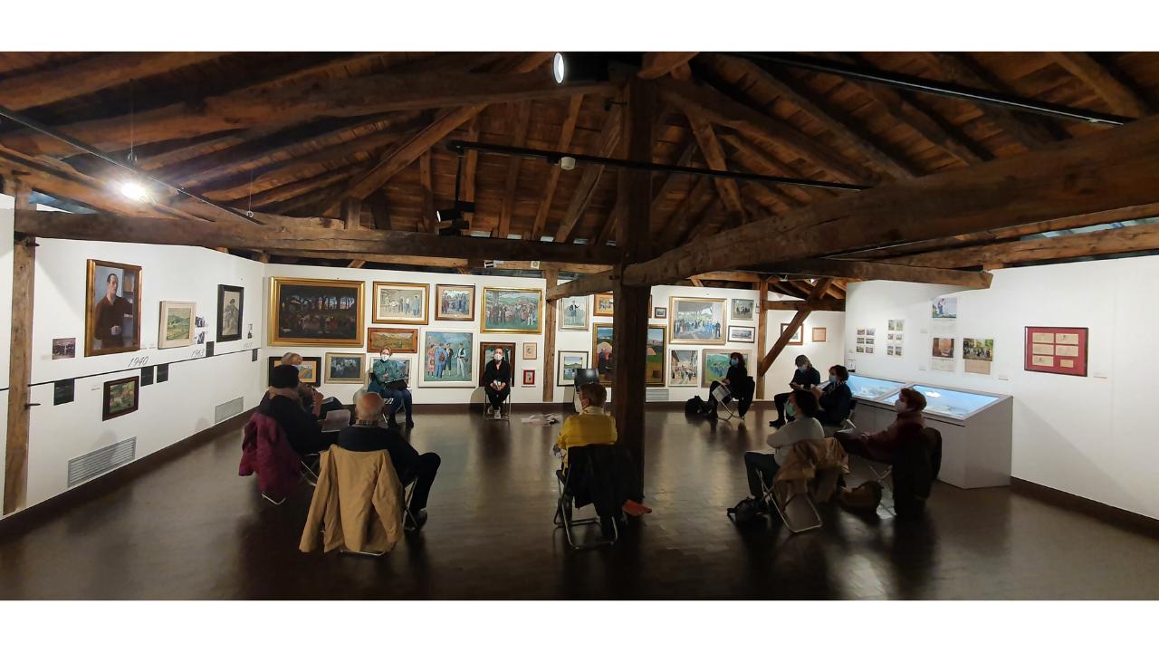 Literatura en euskera y patrimonio vasco se unen en Euskal Herria Museoa