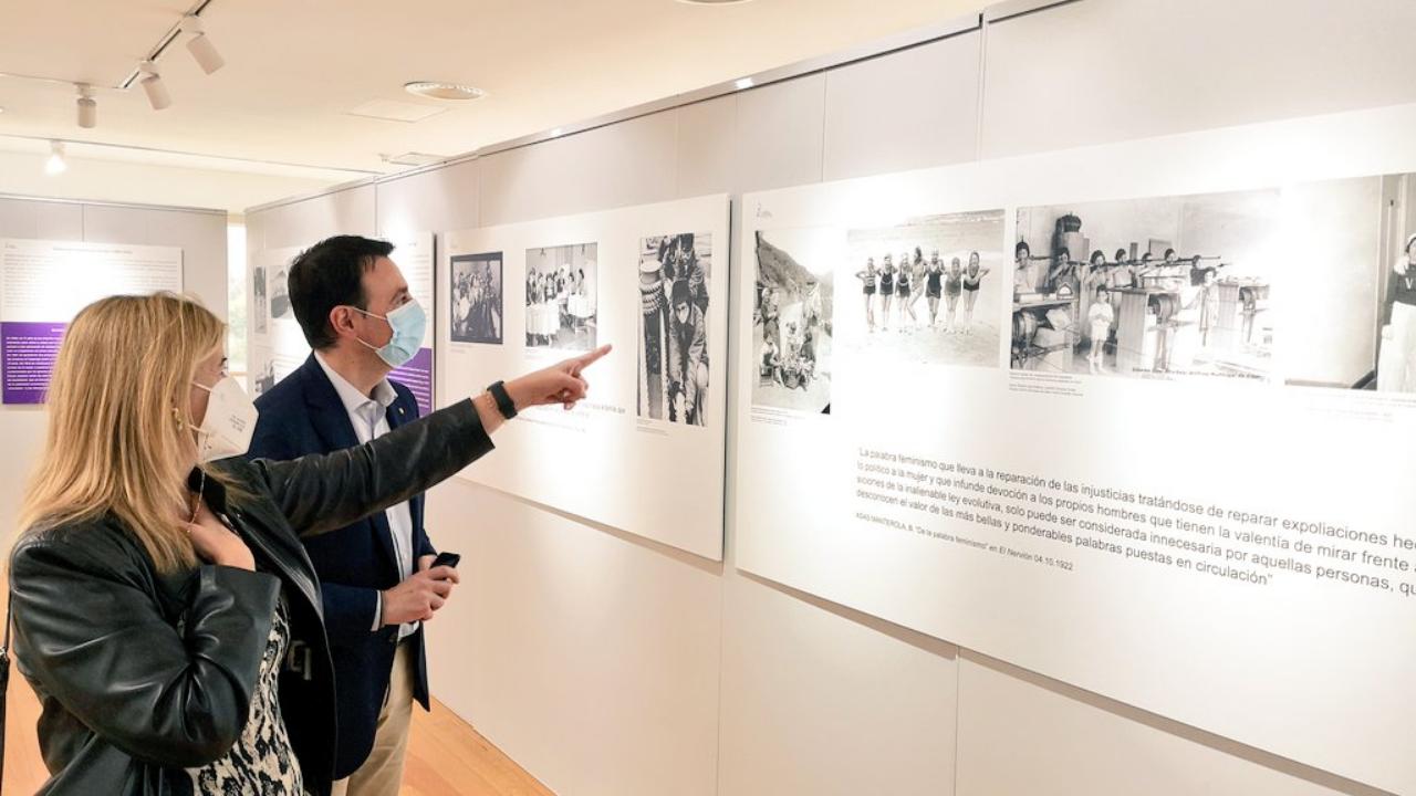 El Museo Rialia de la Industria recorre el camino hacia la igualdad de las mujeres en Euskadi