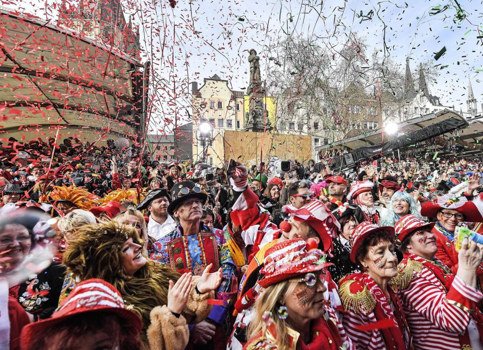 carnaval colonia
