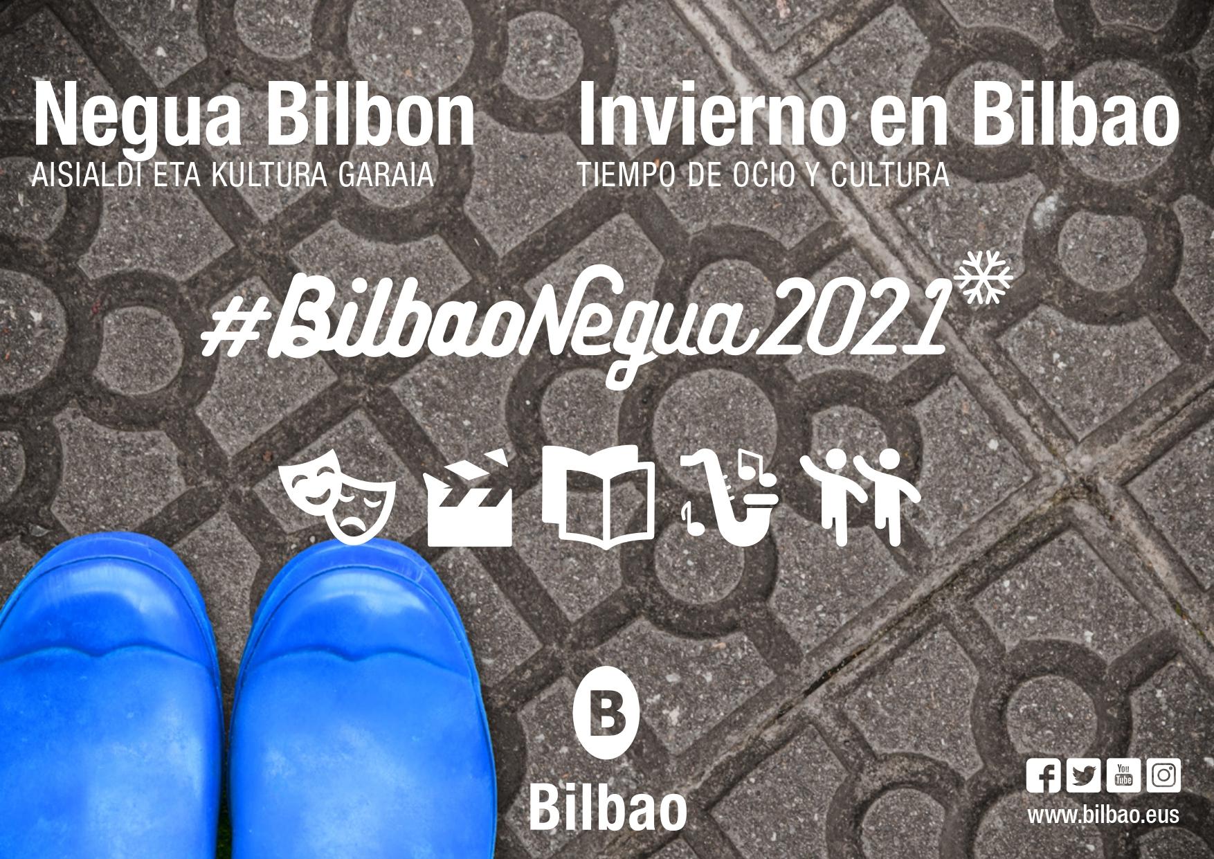 El Ayuntamiento de Bilbao propone 30 citas para disfrutar de una semana llena de planes culturales
