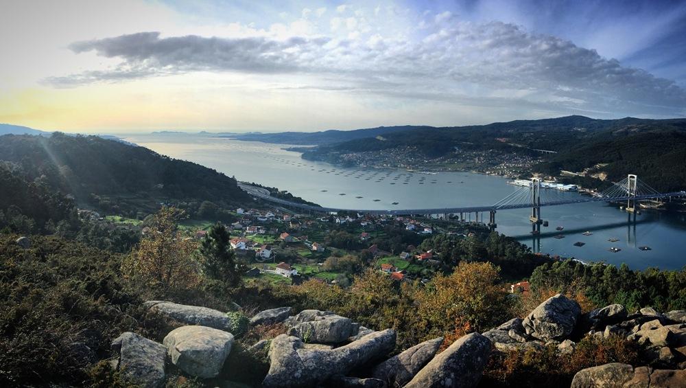 Descubre las Rías Baixas desde las alturas. Los miradores imprescindibles