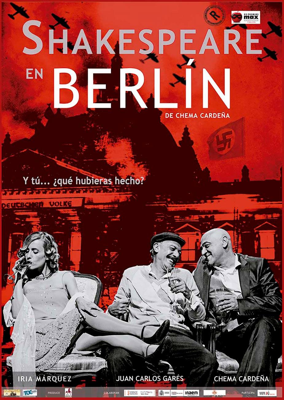 shakespeare en berlin cartel