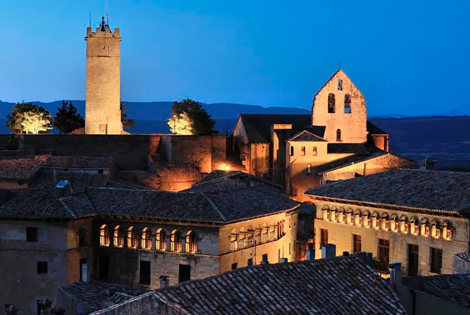 Pueblos más bonitos de Zaragoza sos del rey catolico 2