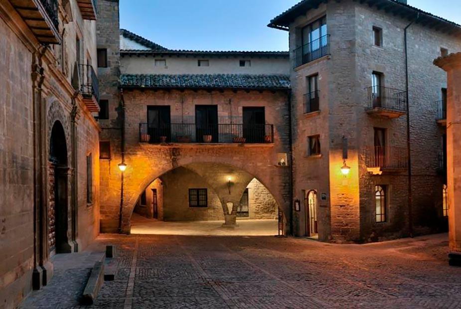 Pueblos más bonitos de Aragón sos del rey catolico