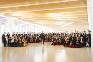 21.05.15 Orquesta Sinfonica Galicia II © Marco Borggreve