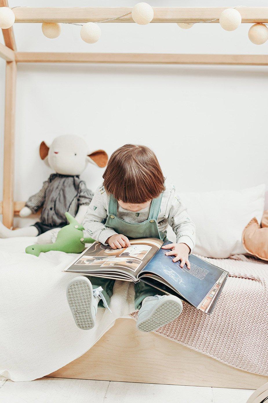 Cuentacuentos y talleres infantiles