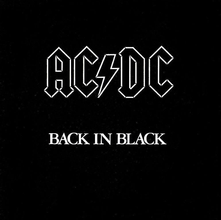 AcDc discos más vendidos