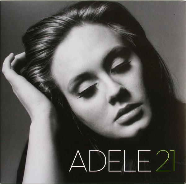 Adele discos más vendidos