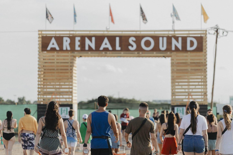 Arenal Sound entrada al festival