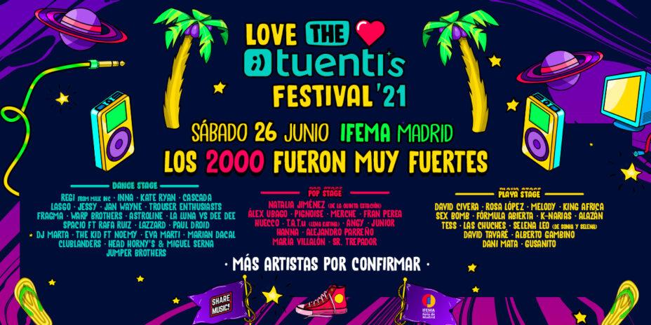 Cartel Love The Tuenti Festival