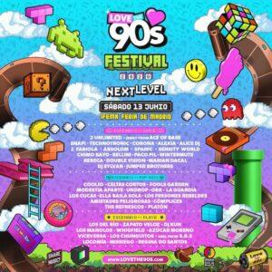 Cartel Love the 90s Festival 1