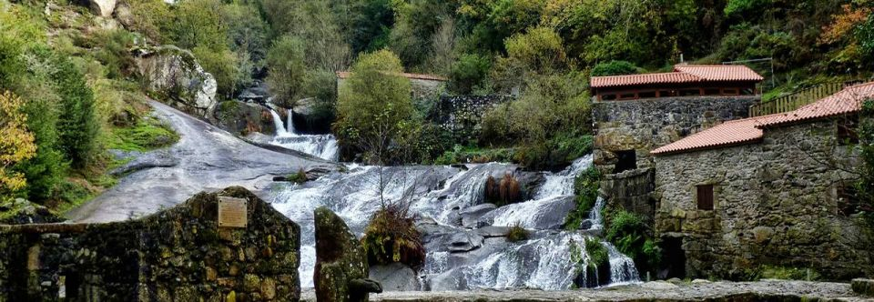 Cascada de Barosa Mejores cascadas Rías Baixas