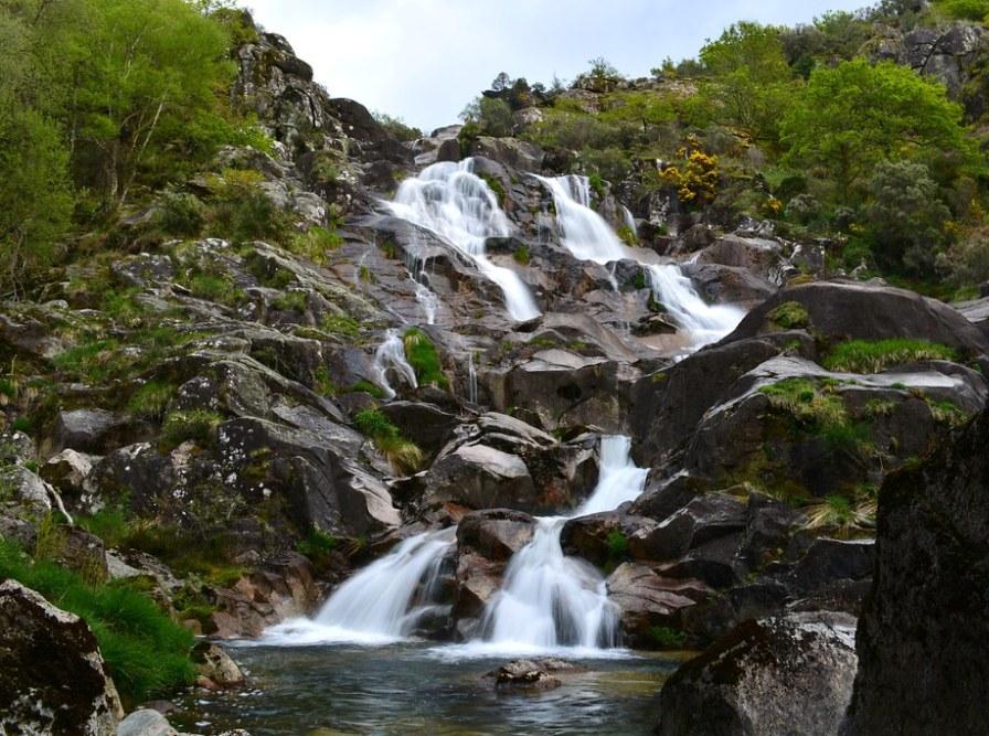 Cascada de Oitaven