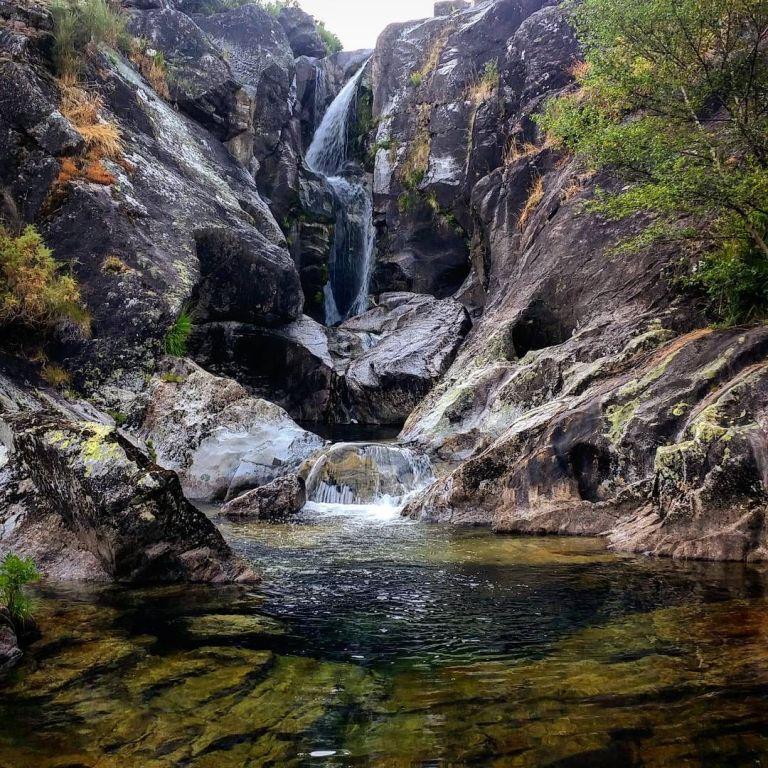 Cascada de Parrelos