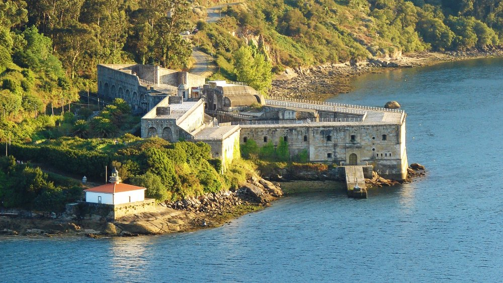 Castillo da Palma Mugardos
