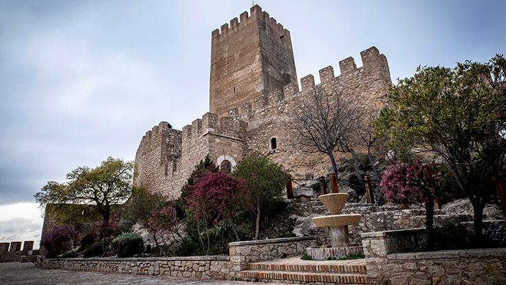Castillo de Banyeres de Mariola