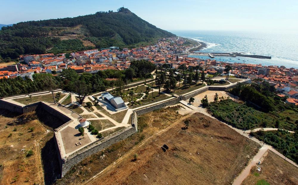 Castillo de Santa Cruz Castillos Pontevedra