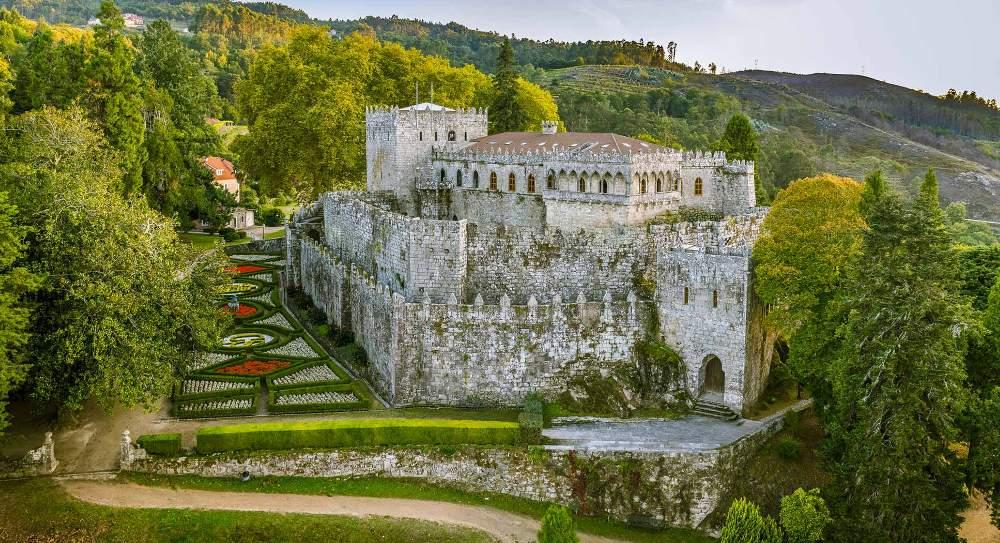Los castillos de la provincia de Pontevedra que tienes que visitar