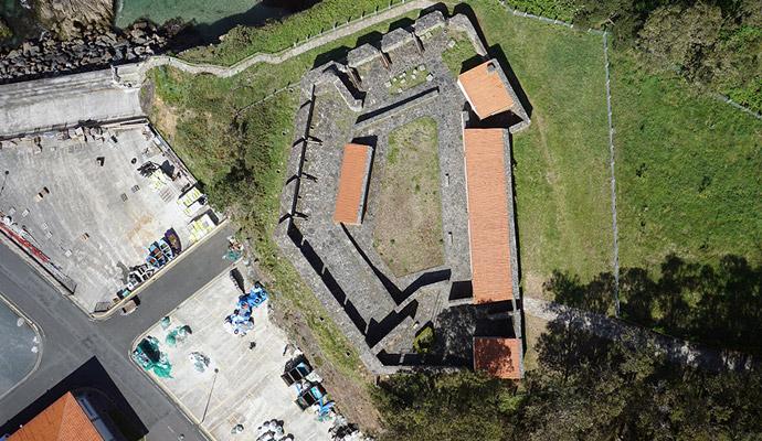 Castillo de la concepcion Cedeira
