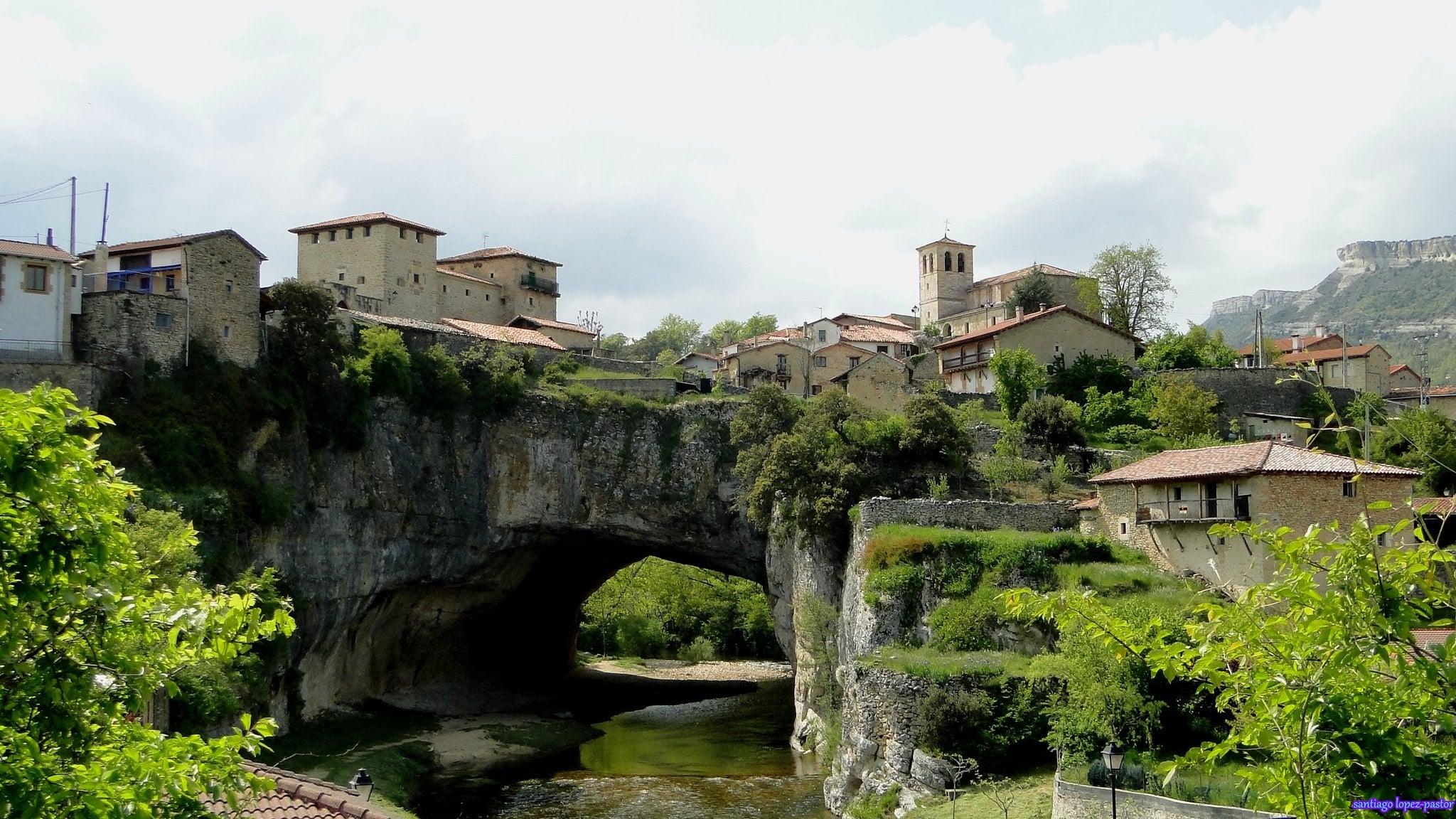 Imagen del Palacio de los Brizuela en la provincia de Burgos