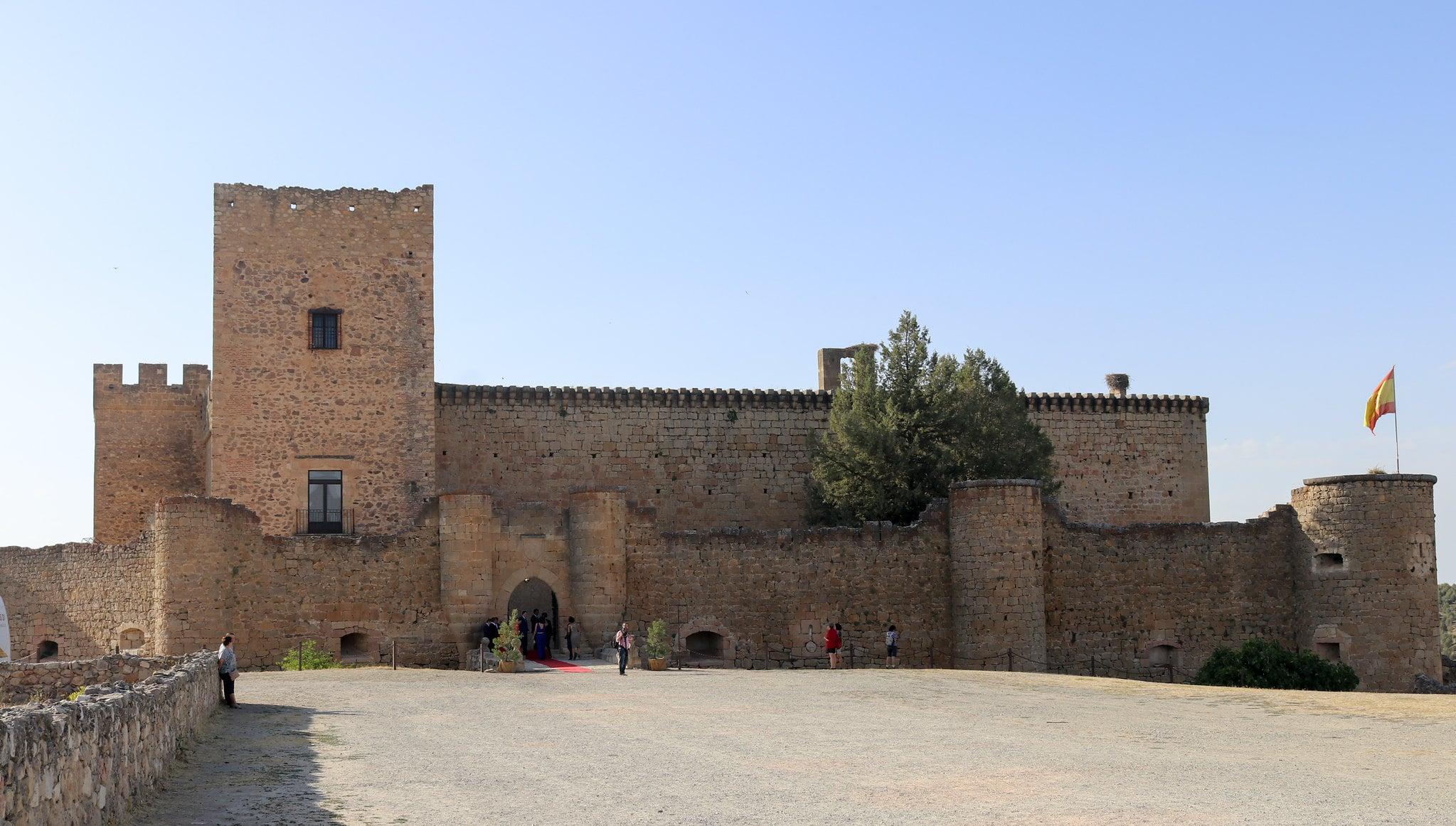 Castillo de los Duques de Frías en Burgos