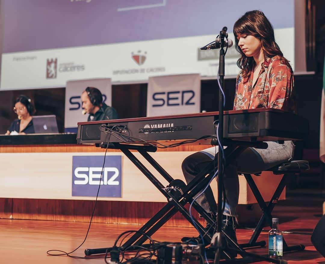 Chloe Bird es una de las seleccionadas para AIEnRUTa 2021