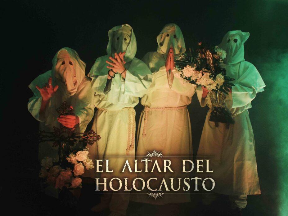 Concierto de El altar del holocausto en Salamanca