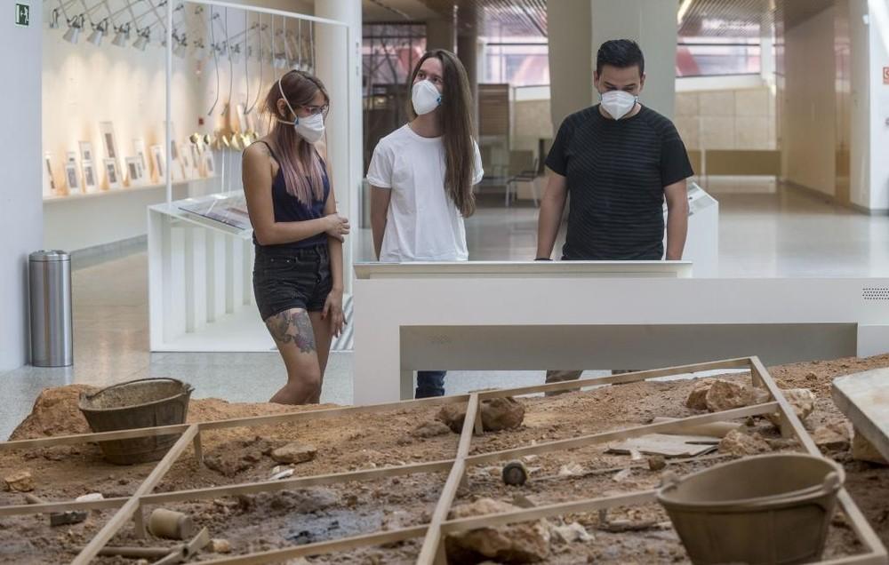 Exposiciones y Talleres MEH: Sierra de Atapuerca