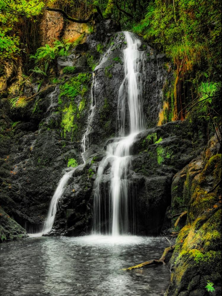 Fervenza de Ferveda Mejores cascadas Rías Baixas