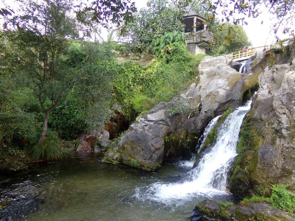 Fervenza de Reboreda Mejores cascadas Rías Baixas
