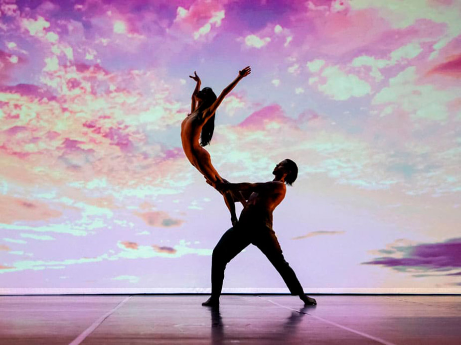 Fordlandia 1 Danza Lucia Lacarra y Matthew Golding
