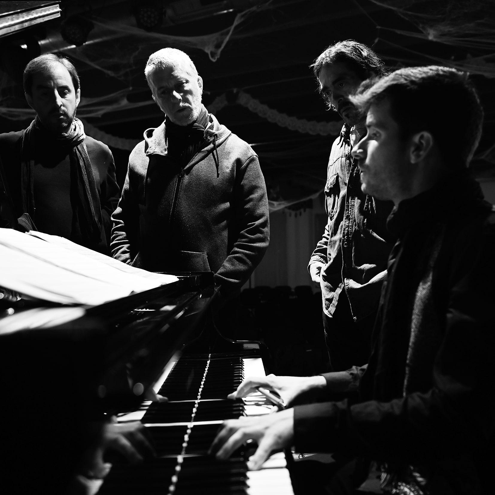 Gonzalo del Val Trio y Benet Palet llegan al Cultural Cordon de Burgos