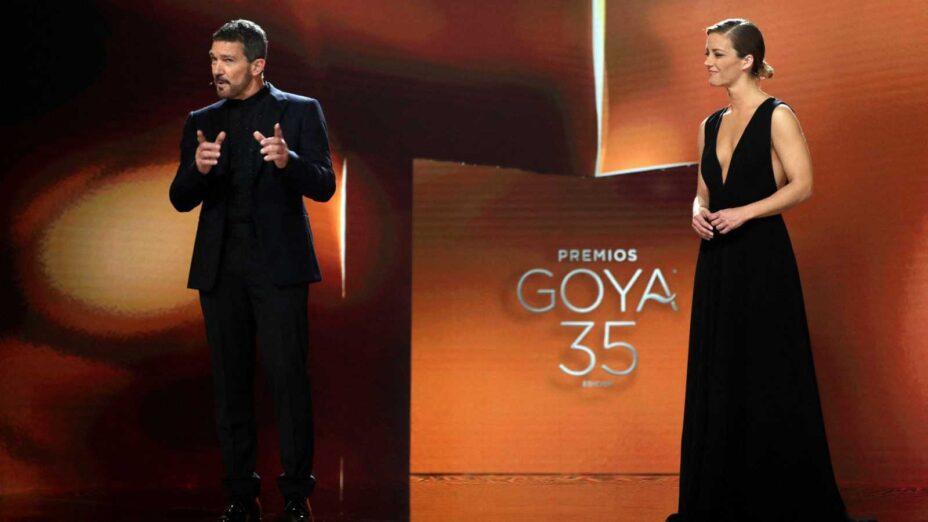Goya 2021 ganadores
