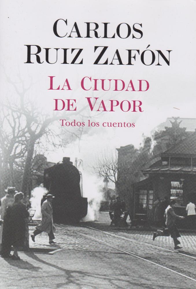 La ciudad de vapor Libros destacados marzo
