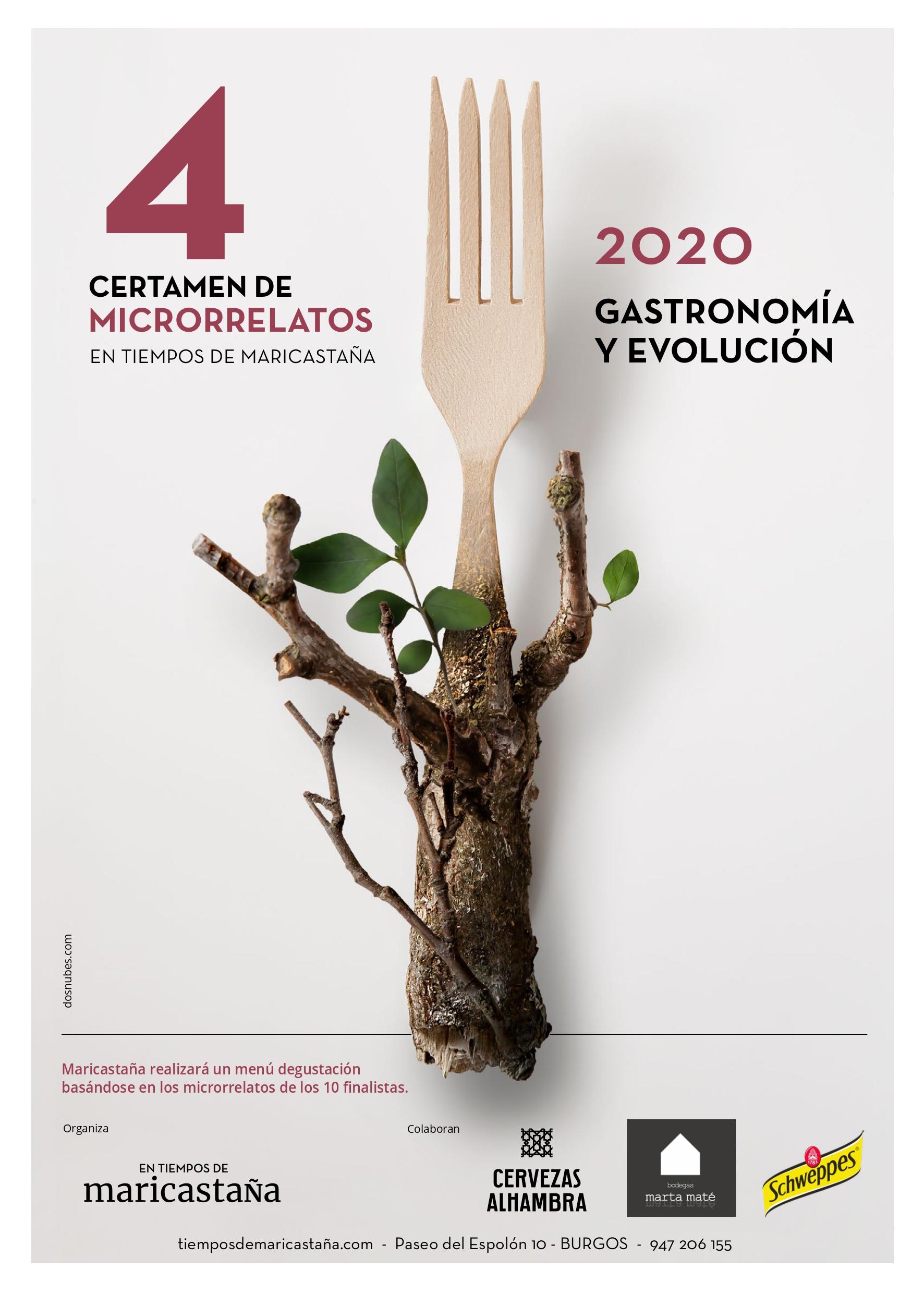 Microrrelatos de Maricastaña 2020