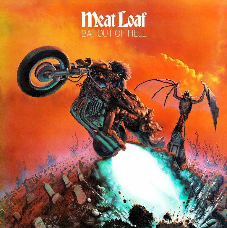 Meat Loaf discos más vendidos