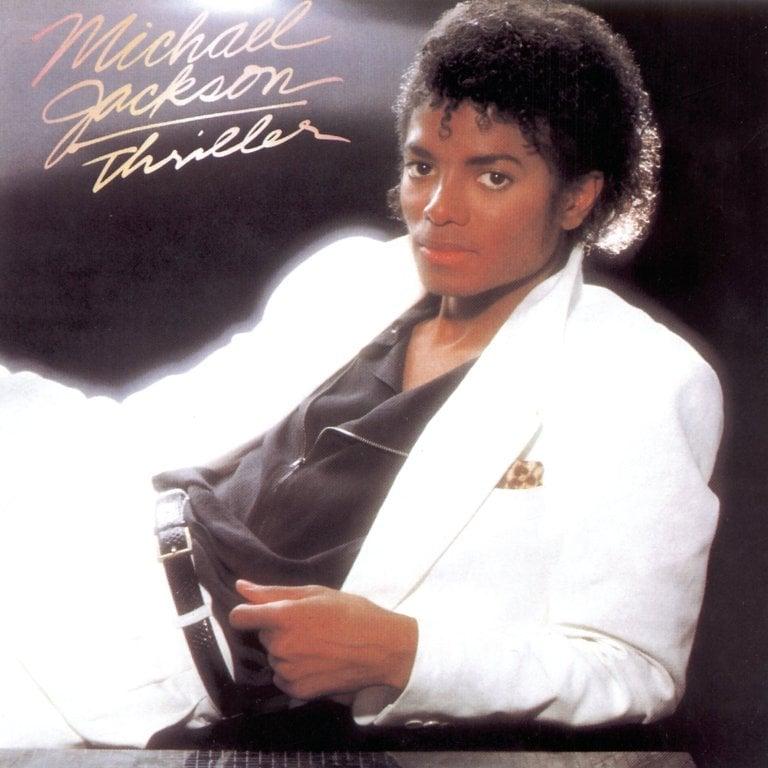 Michael Jackson Thriller discos más vendidos