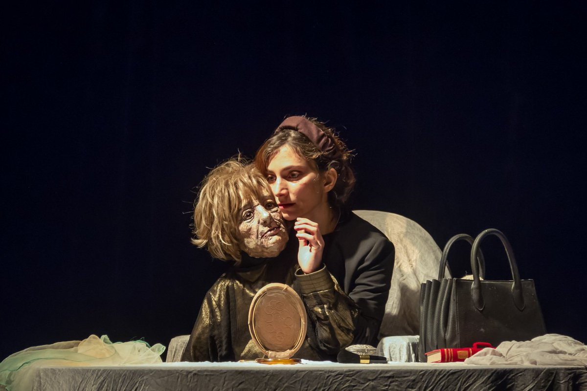 Natacha Belova Teatro títeres