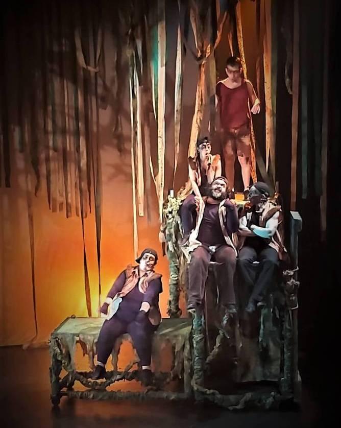 O libro da selva, musical familiar en Redondela