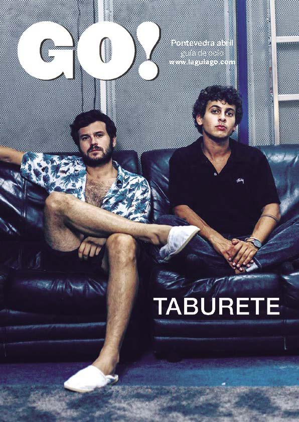 Revista Go! Pontevedra abril; Disfruta el ocio de Pontevedra