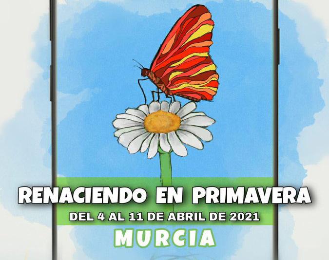 Programa Fiestas de Primavera Murcia