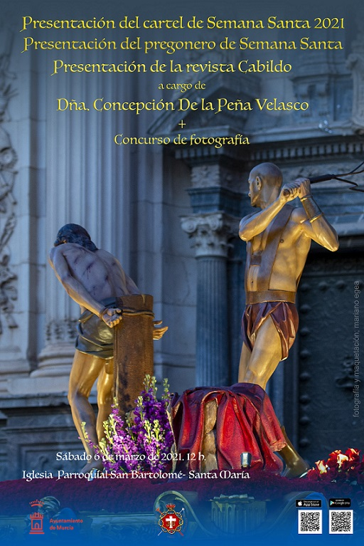 Programacion Semana Santa en Murcia 2021