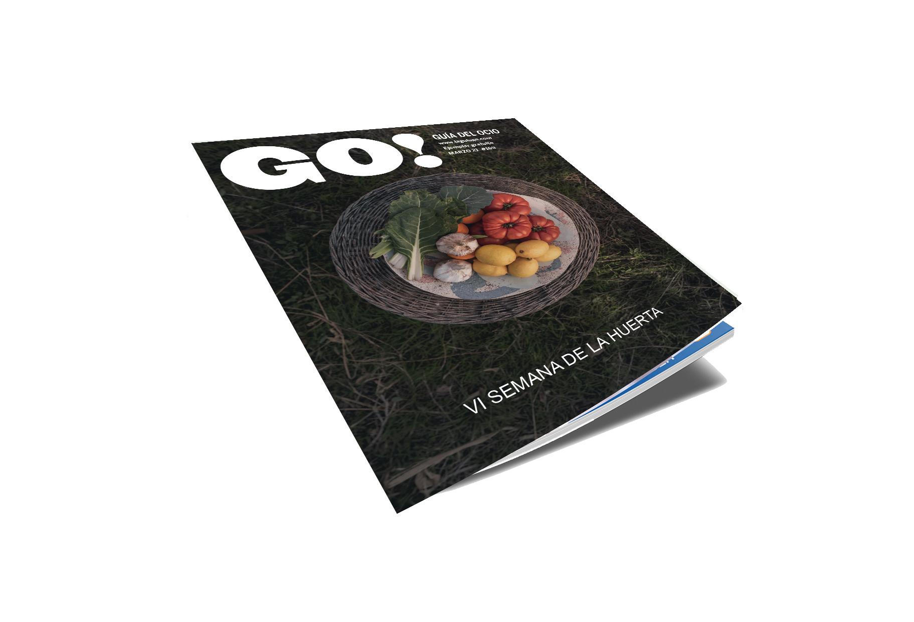 Revista GO Murcia marzo 2021