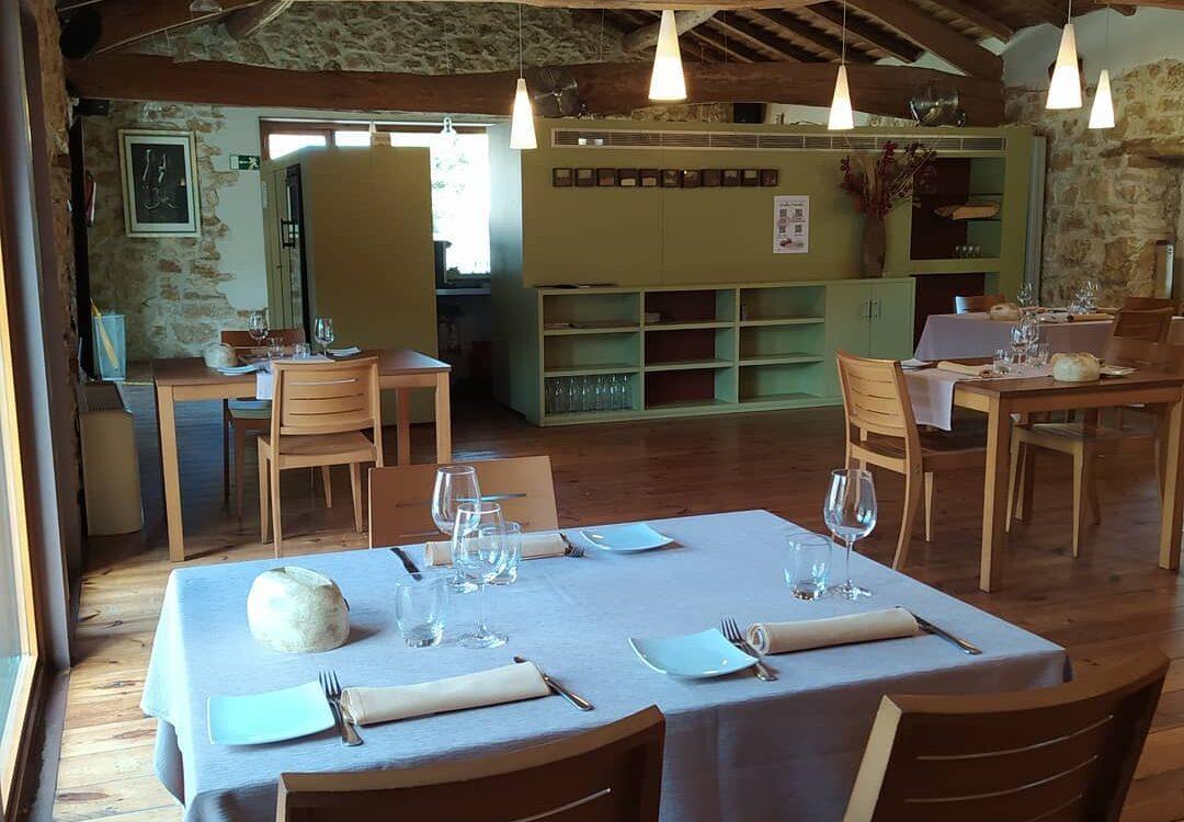 Sala del Restaurante Comosapiens en Burgos