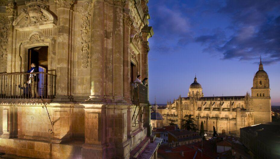 Salamanca en altura TorresClerecia