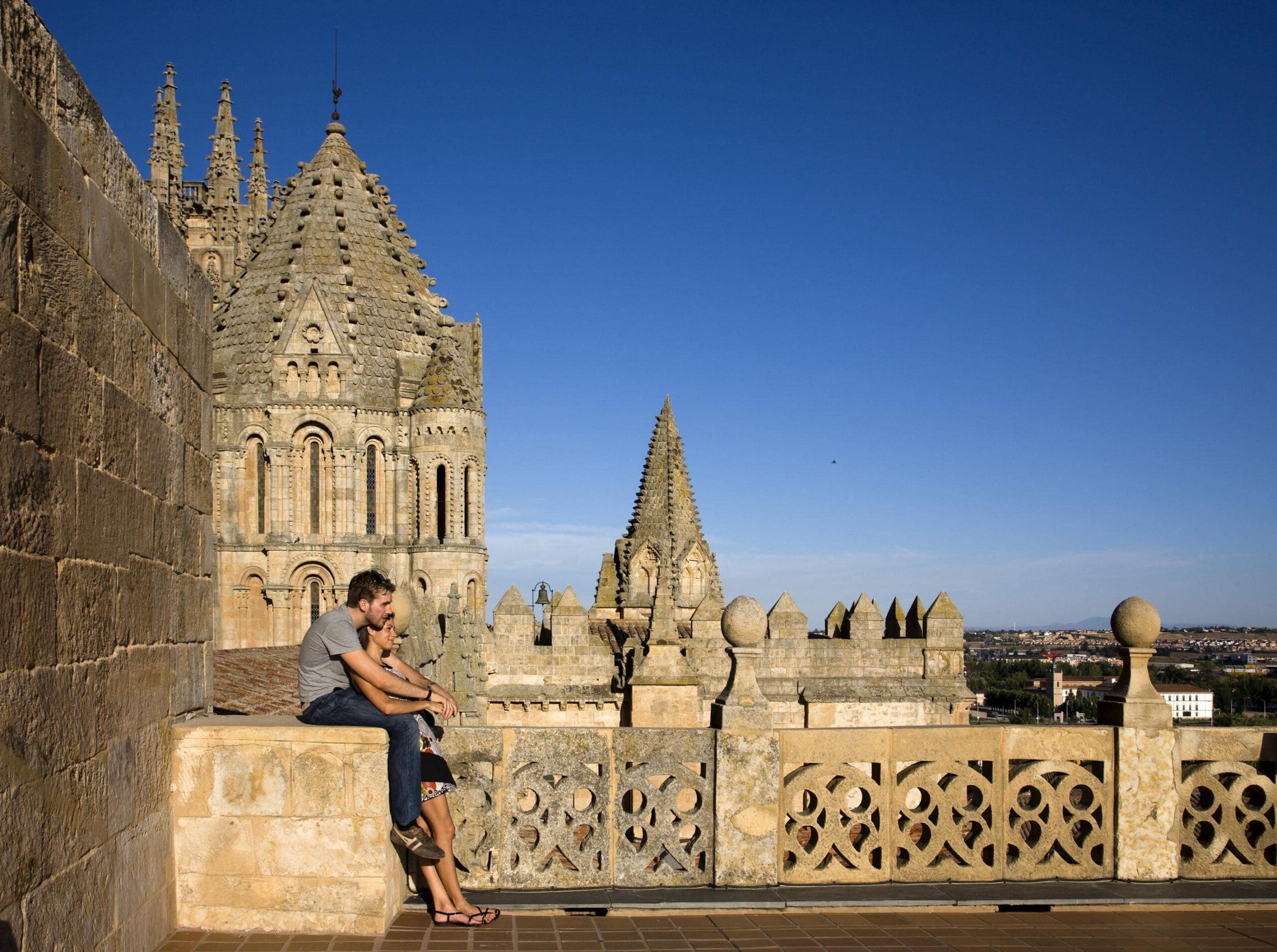 Salamanca en altura. Ieronimus