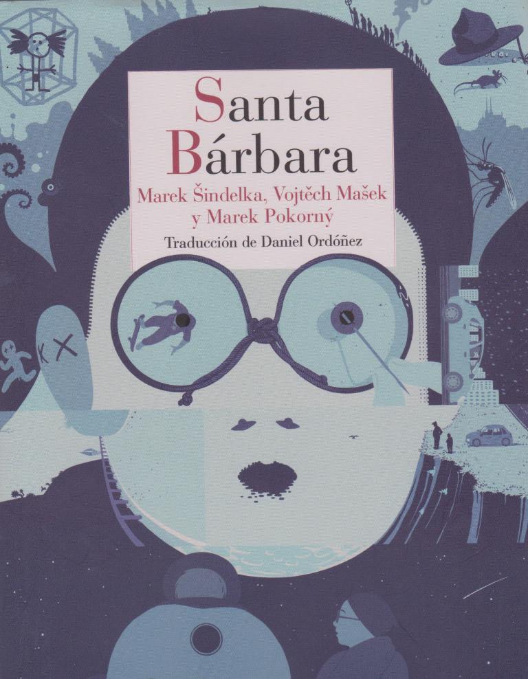 Santa Barbara Libros destacados marzo